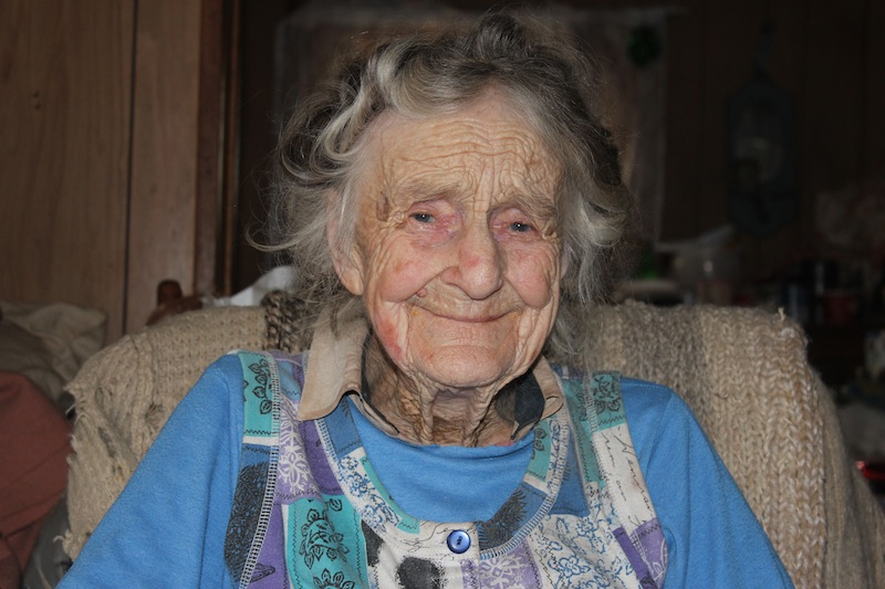 A Day In The Life Of 94 Year Old Evelyn Christopher Of